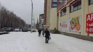 РБ Стерлитамак проспект Октября 79 видео снаружи