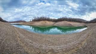 Мелеющие водохранилища Крыма. Засохнет ли Крым без Днепровской воды в 2020 году?