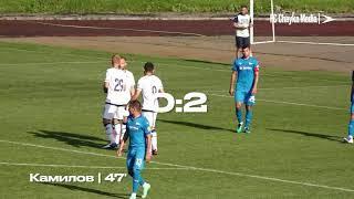 «Чайка» - «Уфа» 1:2 I Обзор матча (16/06/21)