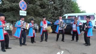 Конкурс гармонистов. Калтасинцы. г. Янаул. Видео Хайбуллина Василия