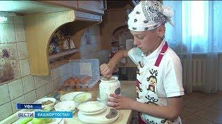 Пятиклассник из Уфы открыл бизнес по производству кексов