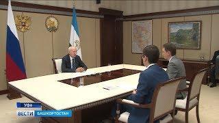Рустэм Хамитов: «Экономика и промышленные предприятия Башкортостана работают на хорошем уровне»