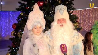 Новости UTV. Новогоднее представление в башкирском драмтеатре