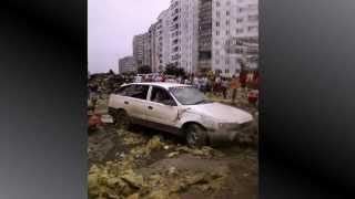 СМЕРЧ в г. Благовещенск Амурской области - 31 июля 2011 года