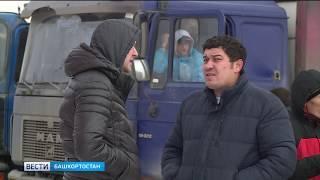 Чтобы сохранить дорогу, в Башкирии ограничат движение большегрузов