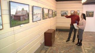 Персональная выставка Альберта Хабибуллина в галерее «Урал»