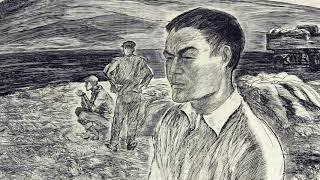 Художник Эрнст Саитов (город Уфа, проект «Любимые художники Башкирии»)