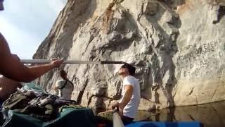 Сплав по реке Белая Агидель