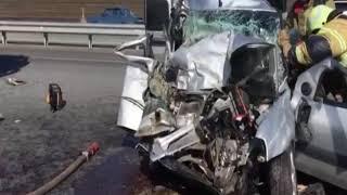 ДТП на 93 км Уфа Оренбург 17 мая 2018 года, 6 погибших