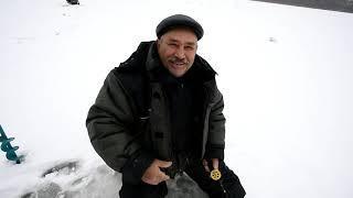 Рыбалка в черте города  Уфа  Башкирия, присутствует ненормативная лексика.