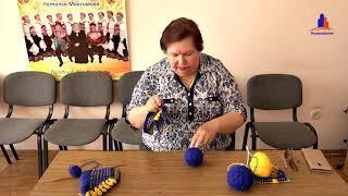 (МЦ-2020) Мастер – класс по вязанию следочков без шва