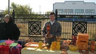 День Республики  Башкортостан.село  Акъяр .