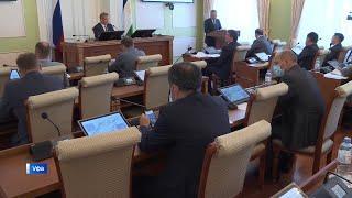 Лесные пожары на юго-востоке обсудили в правительстве Башкирии