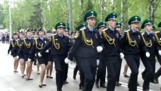 ТОРАТАУ!Парад победы в Стерлитамаке 9 мая 2016