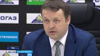 Николай Цулыгин пока не подписал новый контракт с «Салаватом Юлаевым»