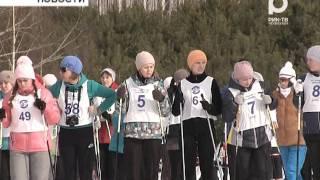 Больше трёхсот бирских педагогов стали участниками Спартакиады в лыжных гонках