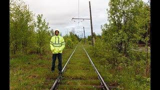Путешествие в уральский трамвайный заповедник! Волчанск. Рельсовый транспорт и автостоп.