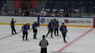 Хоккей товарищеский матч «Салават Юлаев-86» vs «Металлург» 17/12/2017