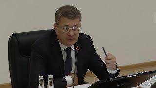 UTV. Радий Хабиров поручил силовикам защитить врачей ''скорой''