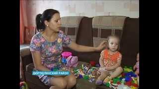Двухлетняя девочка, страдающая врожденным пороком сердца, нуждается в помощи