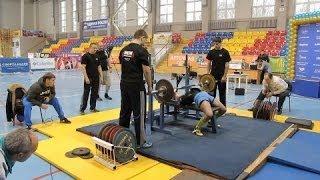 Кубок РБ по пауэрлифтингу среди мужчин и женщин в г.Октябрьский