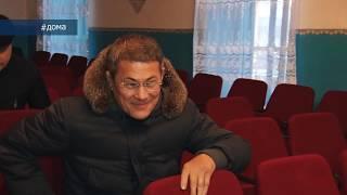 Радий Хабиров посетил Салаватский район Башкирии