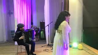 Юбилейный концерт Назифы Кадыровой в Ахуново Учалинского района