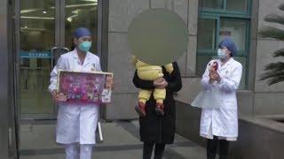 Пятеро детей выздоровели после коронавируса. Их уже выписали