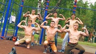 Октябрьский - спортивный город. (лето 2016)