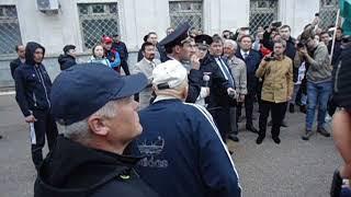 Митинг за отставку Хамитова Рустэма Закиевича, главы Башкортостана.
