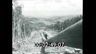 1958г. газопровод Ишимбай - Магнитогорск. Башкирия, Челябинская обл