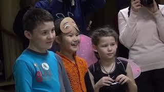 Янаул в день народного единства 4 ноябрь 2019 г.Янаул