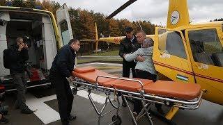 UTV. В Башкирии появилась первая вертолетная площадка для санавиации. Кто первым получит помощь