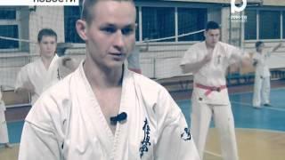 Бирянин Евгений Андреев занял II место на Чемпионате России по карате
