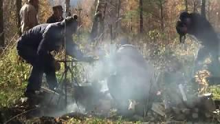 """5 октября караидельцы посадили более 12 тысяч саженцев ели в рамках акции """"Зелёная Башкирия"""""""