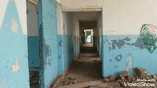 Заброшенная школа - интернат (7) _ Мурапталово