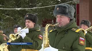 Радий Хабиров посетил войсковую часть в Чишминском районе