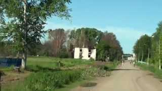 село Урман после взрывов, Иглинский район, Башкирия
