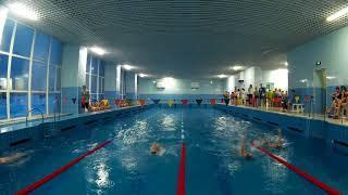 24.12.2017 - Первенство МР Белорецкий район по плаванию. 1 вг.