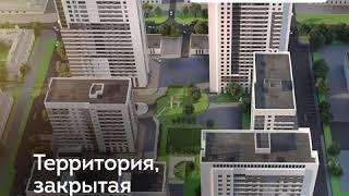 ЖК Черника в Уфе от Агидель-ИнвестСтрой ул. Пекинская