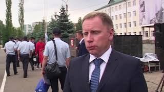 В Уфе состоялось закрытие Чемпионата МВД России по преодолению полосы препятствий со стрельбой