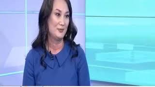 """Программа """"Интервью"""" с Каримовой Гузель Мидхатовной."""
