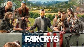 Стрим по Far Cry 5. Первые шаги в Far Cry 5. Прохождение в прямом эфире. Стрим+общение.