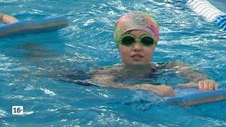 В Белорецке заработал новый бассейн