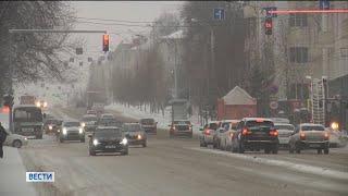 Автовладельцев Башкирии предупредили об ухудшении погоды