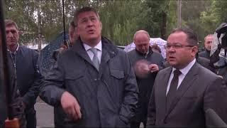 Радий Хабиров в Салавате