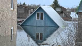 В Башкортостане на этой неделе ожидается пик паводка
