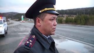 Дорожный патруль Уфа №121 (эфир от 28.10.2019) на БСТ ДТП Уфа, авария Башкирия, ЧП Уфа.
