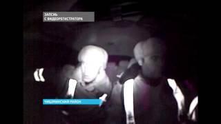 Погоня за пьяным водителем в Башкирии