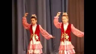 Приглашение к чаю ( Танцы народов мира, Башкирия)